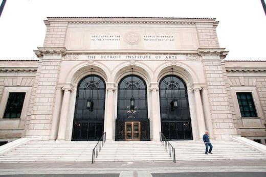 The Detroit Institute Of Arts.