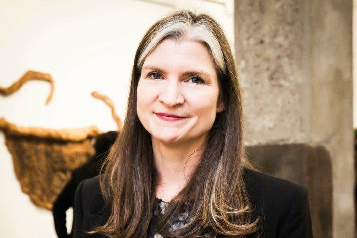 Mary Ceruti, newly appointed executive director of the Walker Art Center in Minneapolis