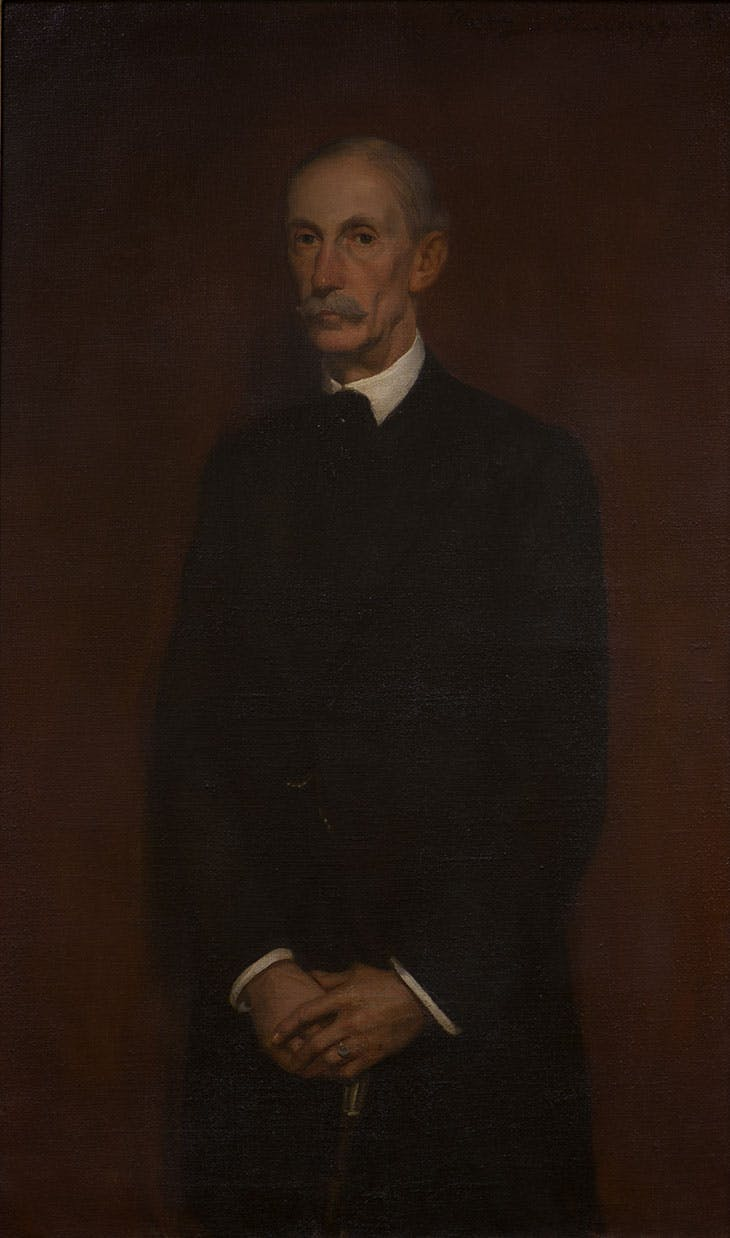 Portrait of H.R. Swanzy (1905), Mary Swanzy. Tallaght University Hospital Art Collection