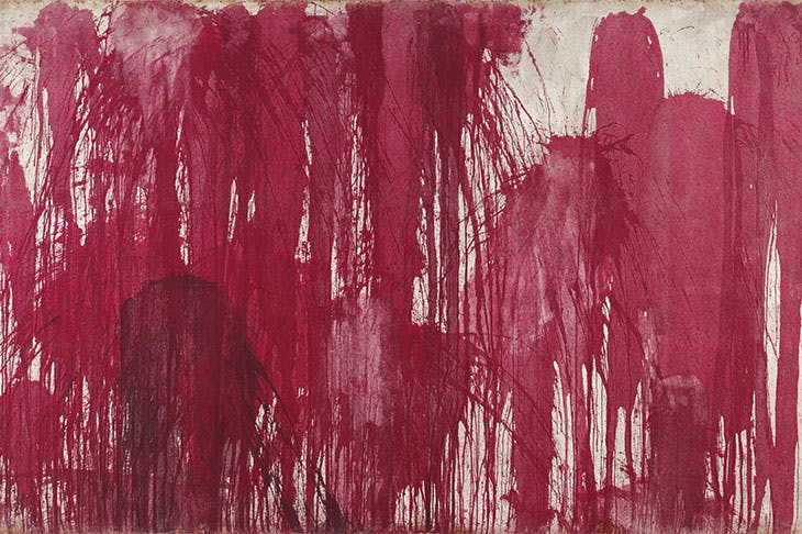 Kreuzwegstation, Hermann Nitsch