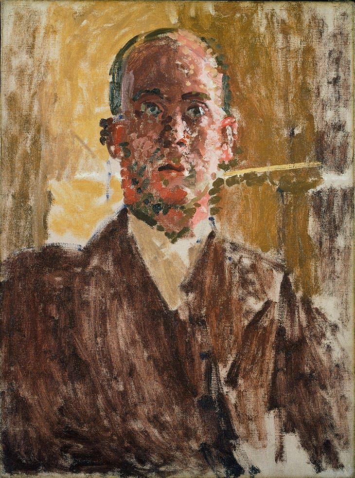 Harold Gilman (c. 1912), Walter Richard Sickert. Tate