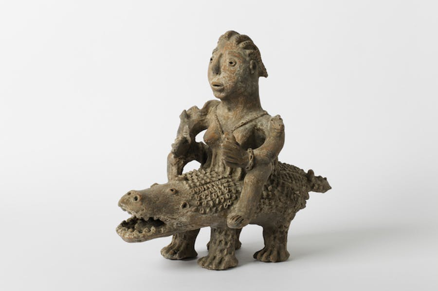 Figure (19th–20th century), Togo/Ewe or Fon (river Mono?).