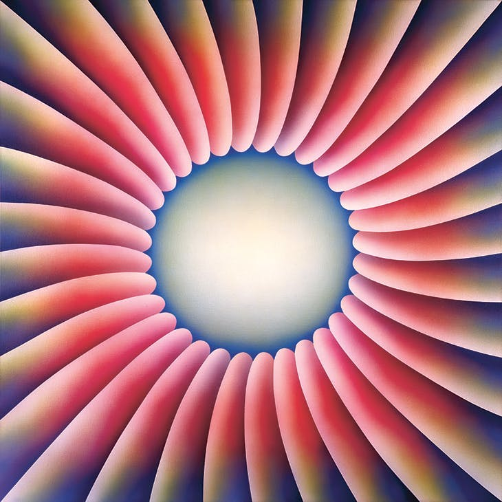 Through the Flower (1973), Judy Chicago