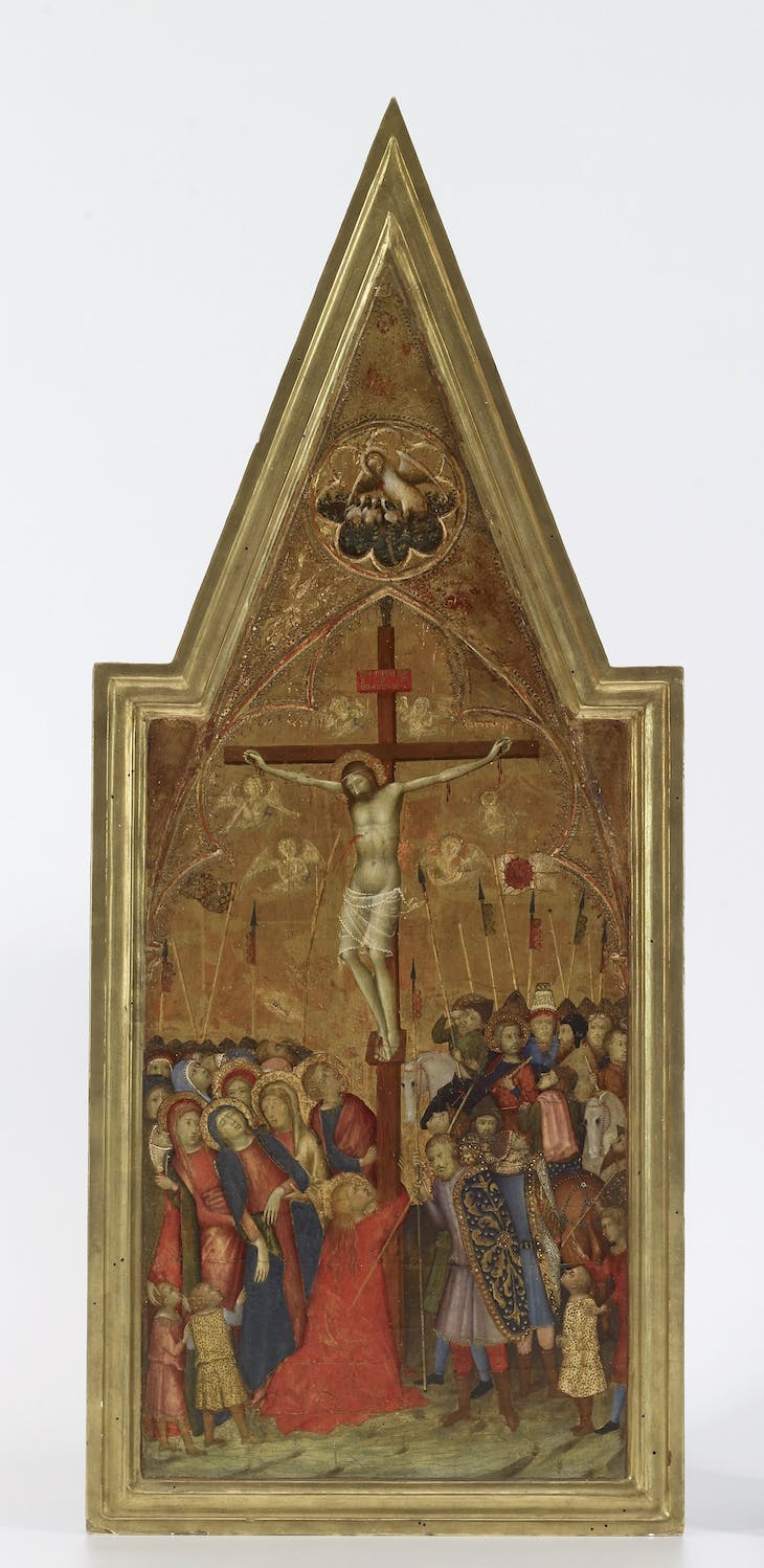 The Crucifixion, Naddo Ceccarelli.