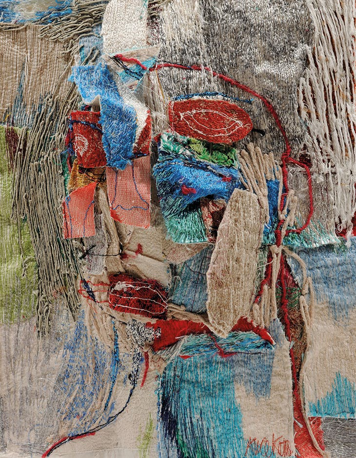 Stitch Head Textile, Kettle