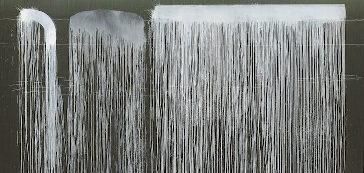 The Barnes Series VII, Pat Steir