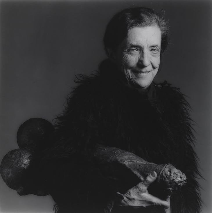 Louise Bourgeois, Mapplethorpe