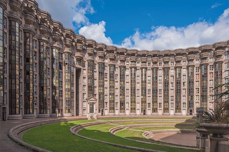 Modern neoclassical architecture | Apollo Magazine
