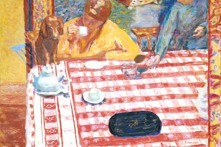 Coffee, Pierre Bonnard