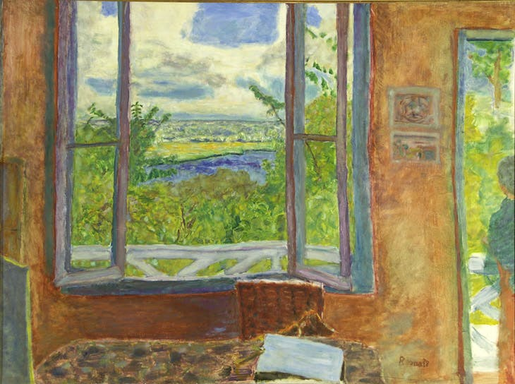 Window Open on the Soul (Vernon), Bonnard