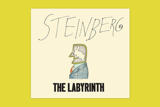 The Labyrinth by Saul Steinberg