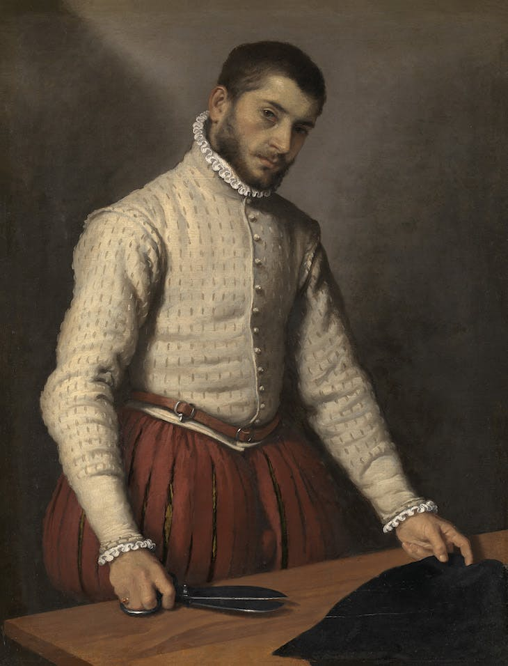 The Tailor, Moroni
