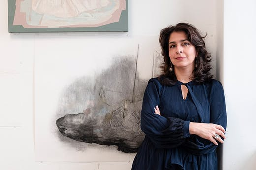 Naiza Khan. Image courtesy Rossi & Rossi, London