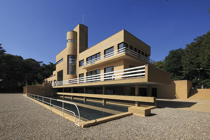 Villa Cavrois, Croix, designed by Robert Mallet-Stevens and completed in 1932.