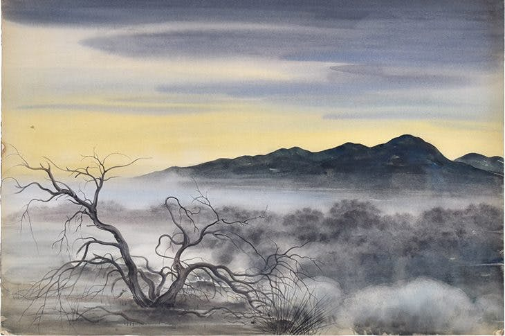 (c. 1942–45), Kakunen Tsuruoka. Scholten Fine Art (price on application)