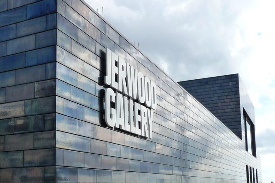 Jerwood Gallery.