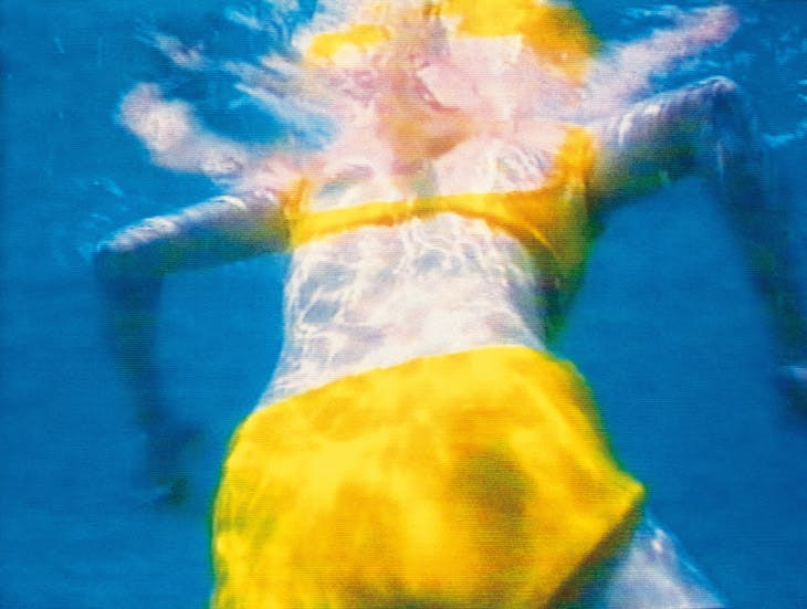Sip My Ocean, Pipilotti Rist