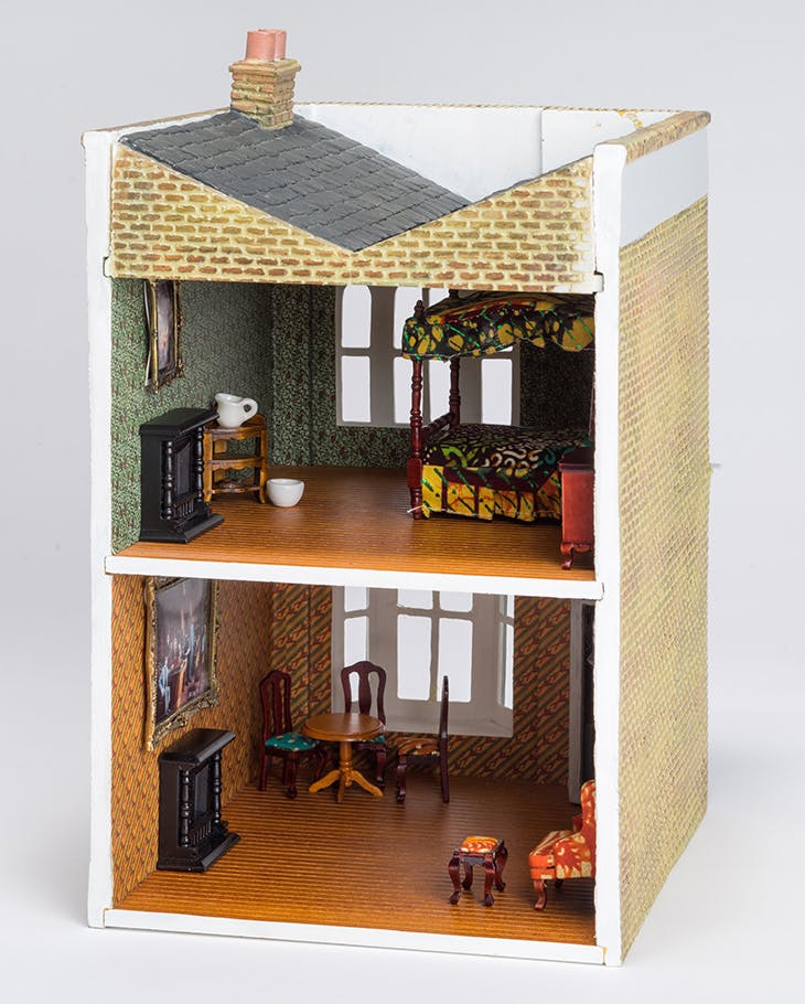 Untitled (Dollhouse) (2002), Yinka Shonibare.