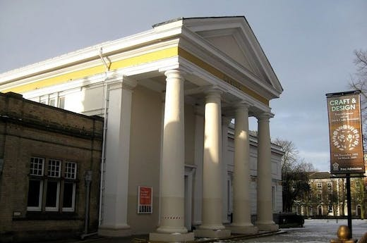 The New Walk Museum and Art Gallery, Leicester.