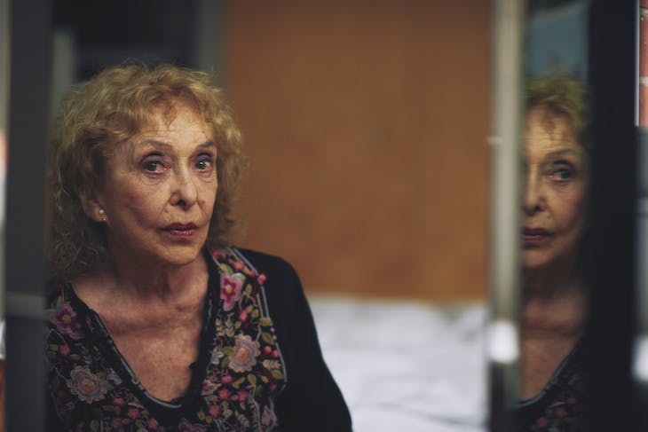 Carolee Schneemann in London in May 2017.