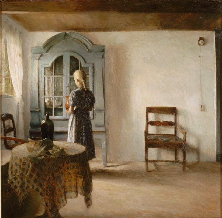 Interior, Peter Ilsted