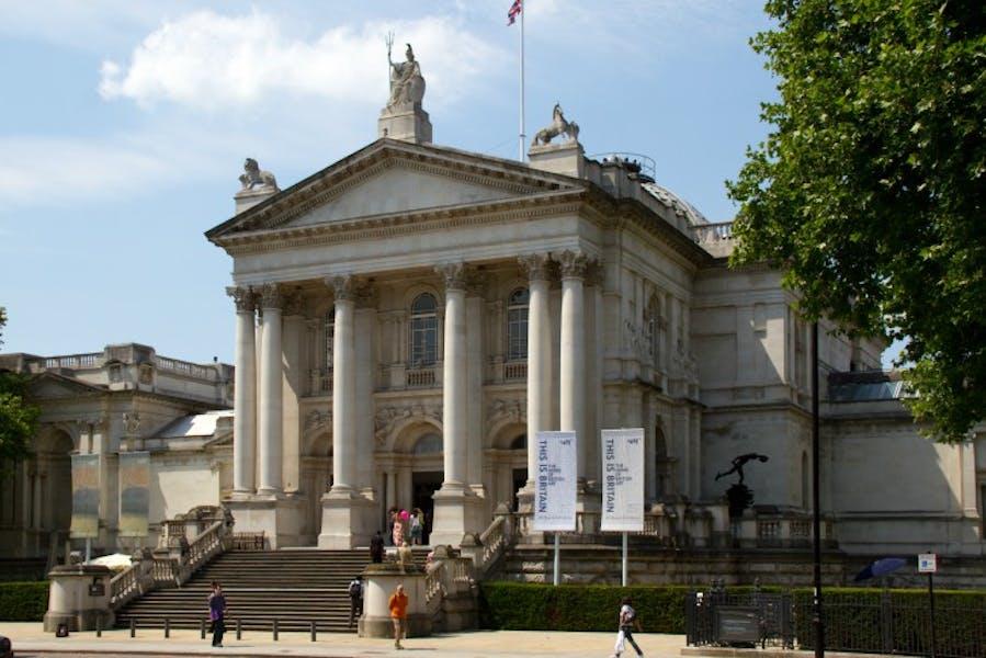 Tate Britain in London.