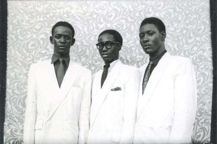 Untitled (1950–55), Seydou Keïta.