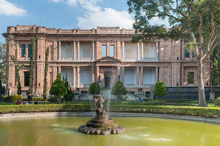 The Pinacoteca de São Paulo.