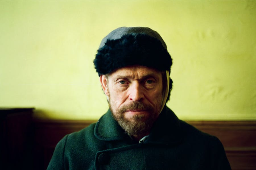 Willem Dafoe as Vincent Van Gogh in 'At Eternity's Gate' (2018)