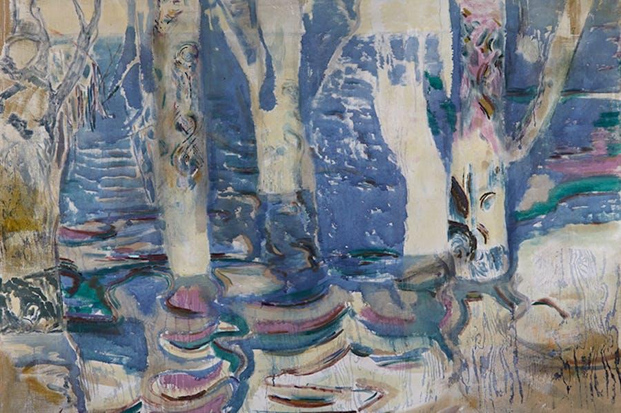 Lagoon (2015–17), Nick Goss.