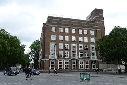 The Warburg Institute in London.
