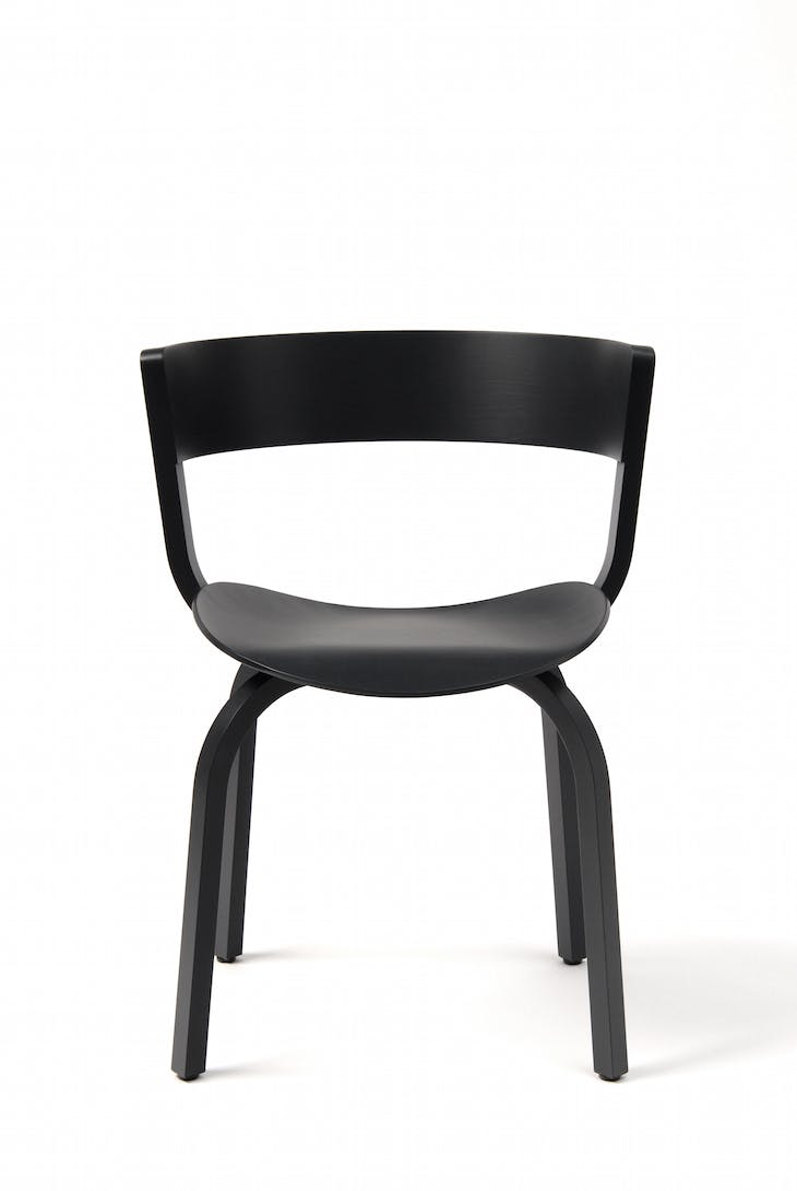 Chair 404 (2007), Stefan Diez.