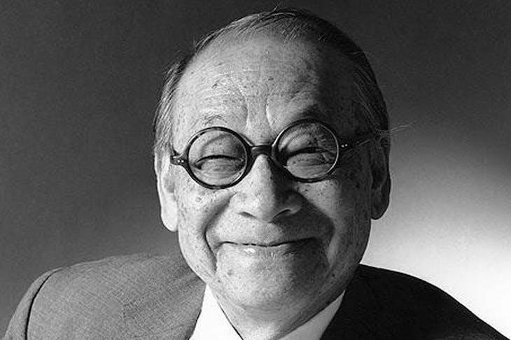 I.M. Pei (1917–2019)