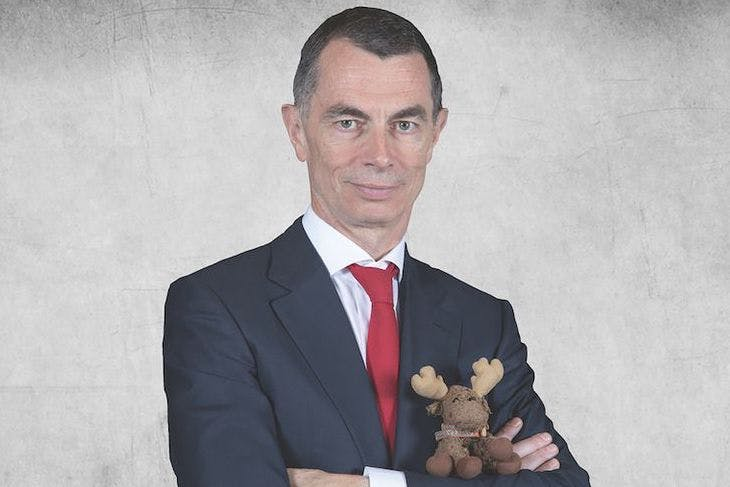 Jean-Pierre Muster, chief executive of Unicredit, Unicredit