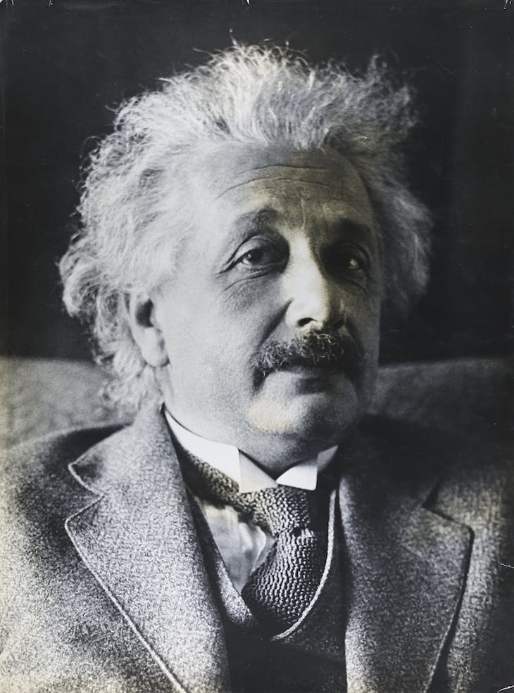 Albert Einstein (1879-1955) (c. 1929), Gerty Simon.