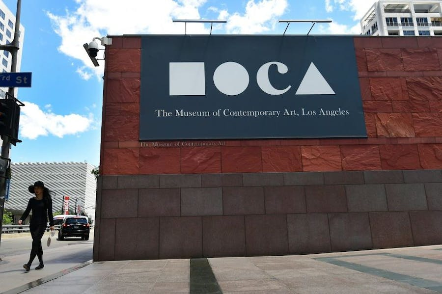 The Museum of Contemporary Art MOCA) in Los Angeles in May 2019.