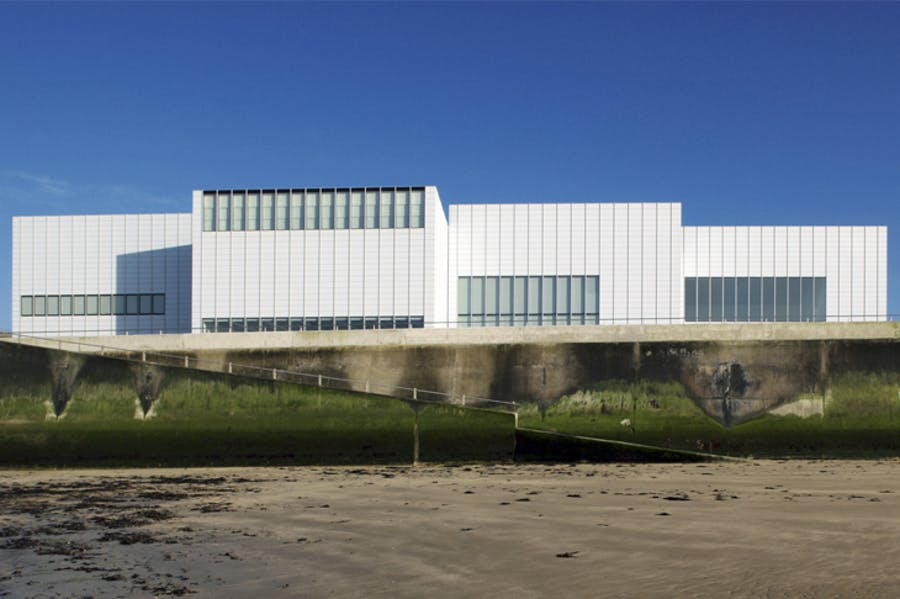 Turner Contemporary in Margate.