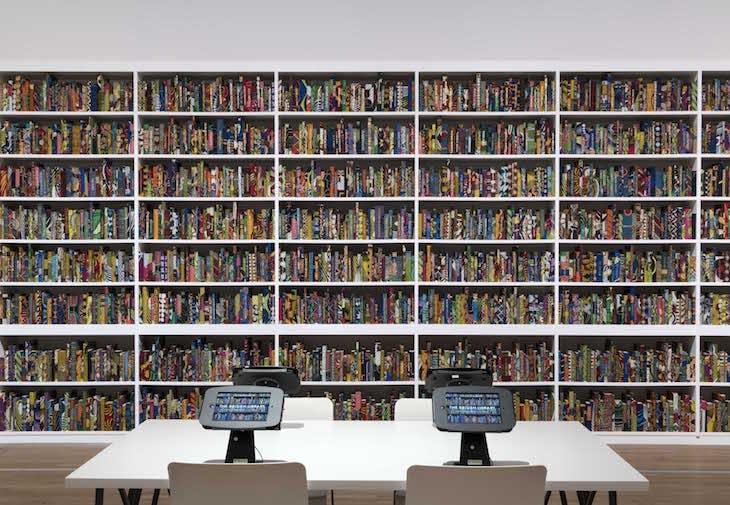 The British Library (2014), Yinka Shonibare.