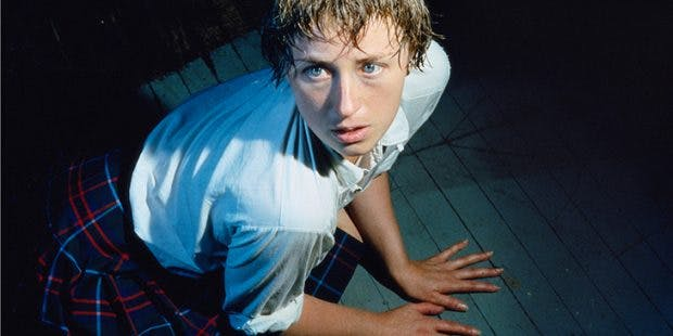 Untitled #92 (1981), Cindy Sherman. Courtesy the artist and Metro Pictures, New York; © Cindy Sherman