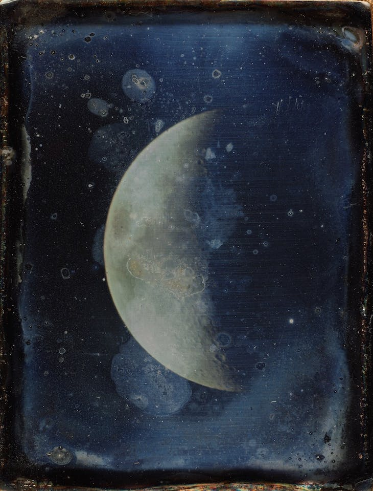 The Moon (1857–60), John Adams Whipple and James Wallace Black.