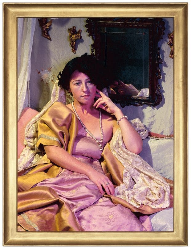 Untitled #204 (1989), Cindy Sherman. Philadelphia Museum of Art, Courtesy the artist and Metro Pictures, New York; © Cindy Sherman