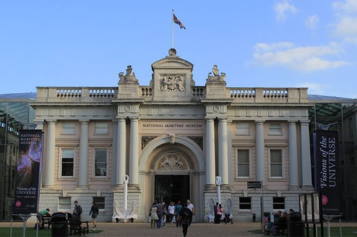 Royal Museums Greenwich's National Maritime Museum in London.