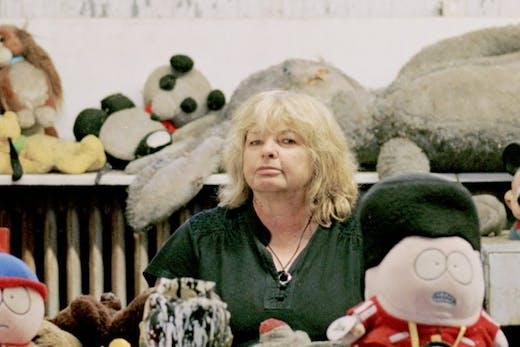 Joyce Pensato in 2014.