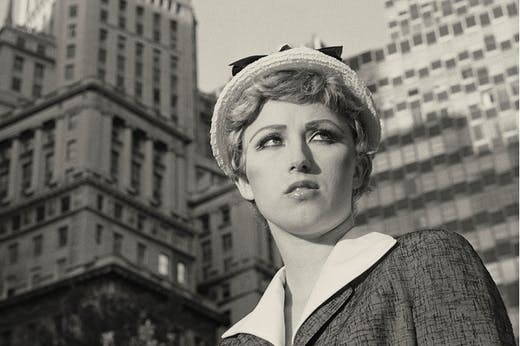 Untitled Film Still #21, (1978), Cindy Sherman. Courtesy the artist and Metro Pictures, new York; © Cindy Sherman