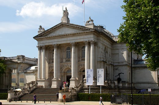 Tate Britain, where the Turner Prize nominees will exhibit from September.