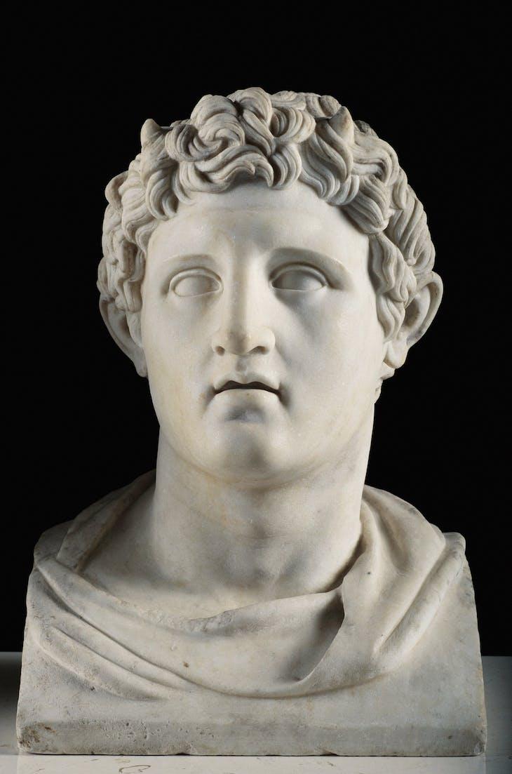 Demetrios Poliorketes (?) (1st century BC–1st century AD), Rome.