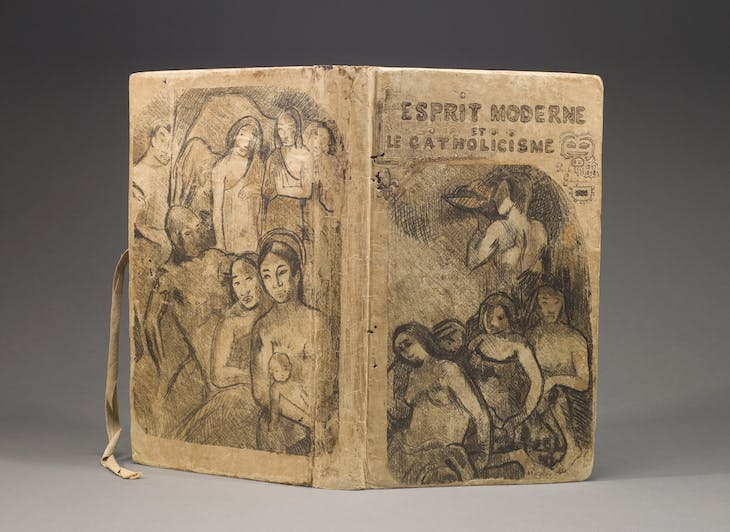 'Modern Thought and Catholicism' (written 1897–98, transcribed in this form 1902), Paul Gauguin