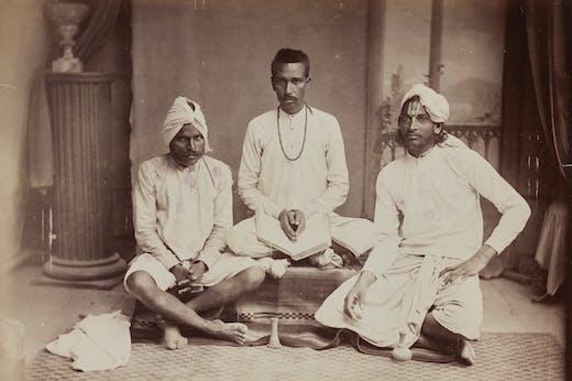 Fakirs, Trinidad (c. 1890), Felix Morin.