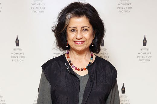 The novelist Ahdaf Soueif, who has announced her resignation from the board of trustees of the British Museum, photographed in London in 2016.