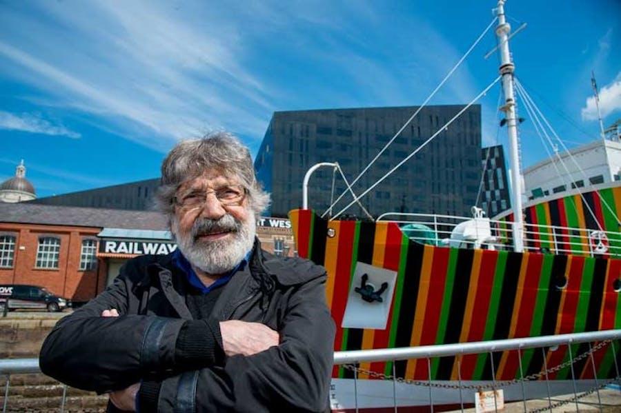 Carlos Cruz-Diez in Liverpool